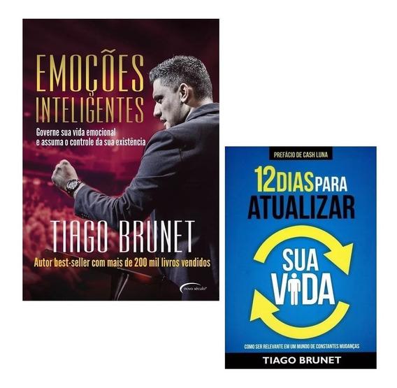 Tiago Brunet Emoções Inteligentes + 12 Dias Atualizar Vida