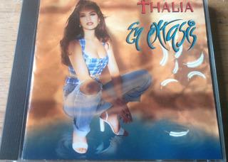 Thalia, En Extasis, Cd Album Emi 1995 Mex 14 Canciones