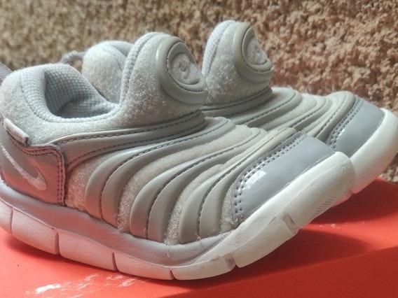 Tênis Nike Dynamo Free Original Cinza 24