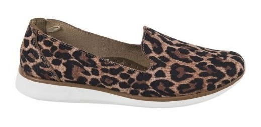 Zapato Mujer Animal Print Moda Atrevida Genial 825103 -9
