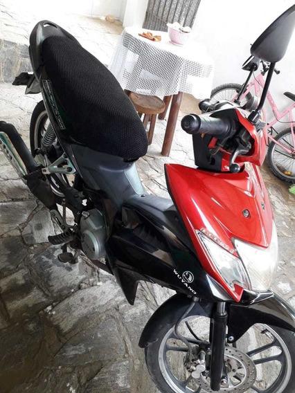 Wuyang Wy48q-2 Vermelha