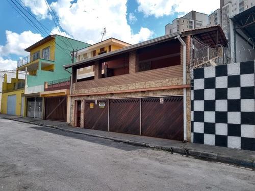Casa Em Jardim Bom Tempo  -  Taboão Da Serra - 3542