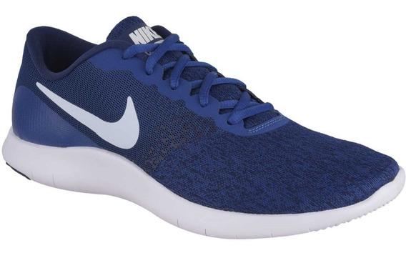 Tenis Deportivo Hombre Nike Flex Contact Azul 404 Original!