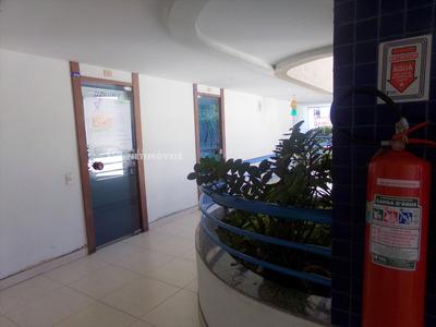 Sala Comercial No Rio Vermelho Com 23m². 631908