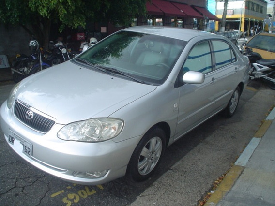 Corolla Seg 2006 1.8 16v Gasolina