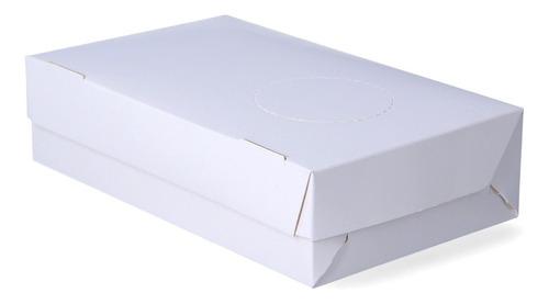 Cajas Para Delivery De Empanadas Media Docena (21x14x7cm) Dx