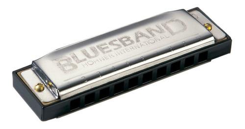Armonica Diatonica Blusera Blues Band Box Hohner Tonos