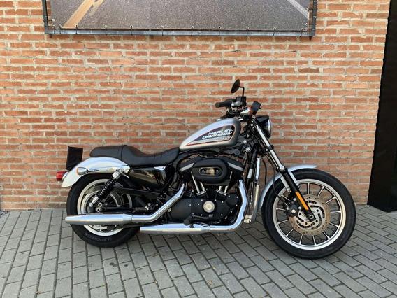 Harley Davidson 883r 2013 Baixa Km
