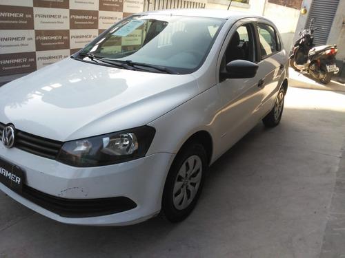 Volkswagen Gol Trend  1 Blanco | Panamer