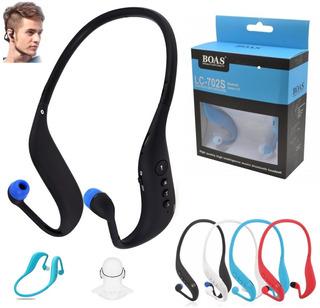 Fone Ouvido Sem Fio Sport Bluetooth Wireless Radio Universal