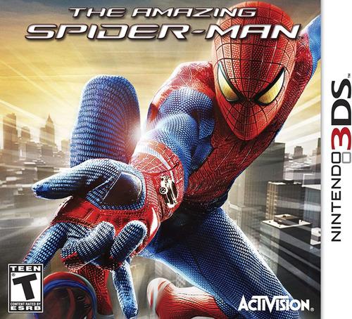 The Amazing Spider-man - Nintendo 3ds (físico)