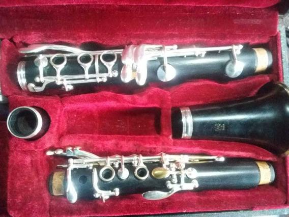 Se Vende Clarinete Yamaha 450 De Madera