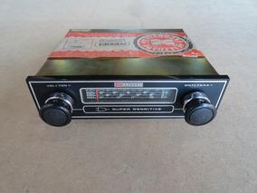 Rádio Nissei Super Sensitive 12v Novo Am 2 Faixas