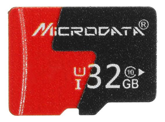 Microdata 32gb C10 U1 Micro Tf Cartão De Memória Com Convers
