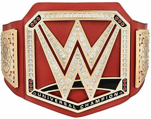 Campeonato De La Wwe Universal Cinturón De Título De Juguete