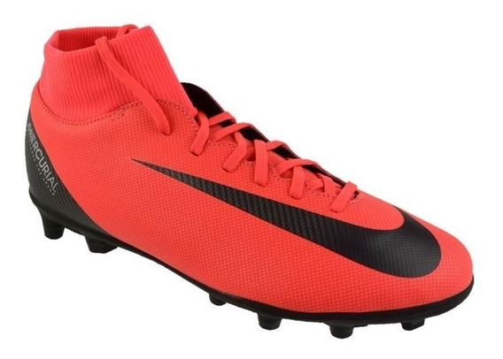 Chuteira Nike Mercurial Superfly 6 Cr7 Club Campo