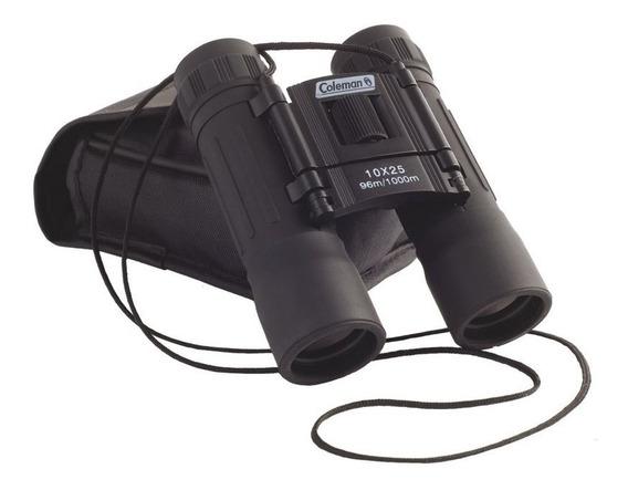 Binocular 10 X 25 Para Campismo Expedicion Concierto Coleman