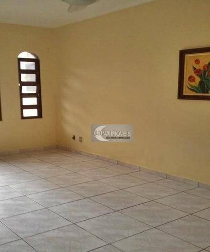 Imagem 1 de 11 de Casa Com 2 Dormitórios À Venda, 121 M² Por R$ 498.000,00 - Rudge Ramos - São Bernardo Do Campo/sp - Ca0387