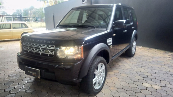 Land Rover Discovery 4 2.7 Hse 4x4 V6 36v Turbo Diesel 4p