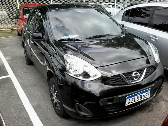 Nissan March 10s Flex