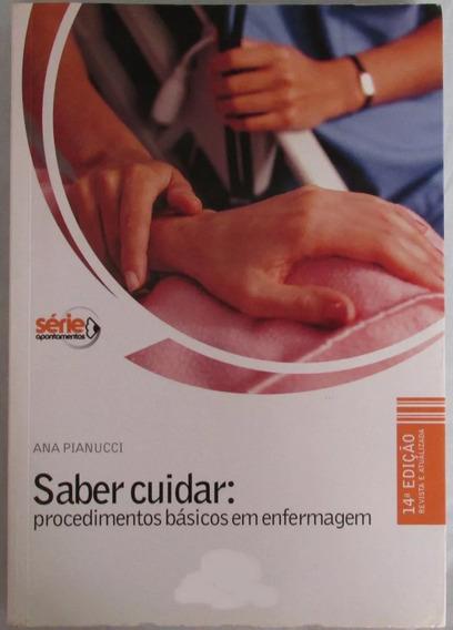 Saber Cuidar - Procedimentos Básicos Em Enfermagem 1015