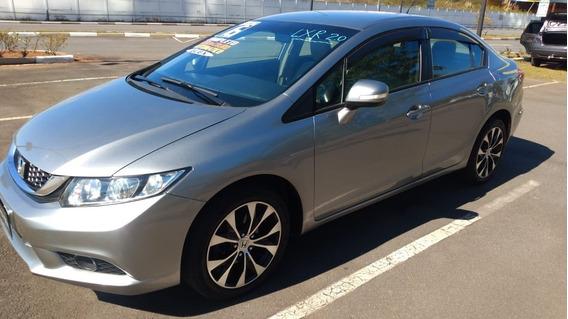 Honda Civic Lxr 2.0 Automático Novo 2016