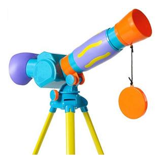 Telescopio Juguete Resistente Para Niños