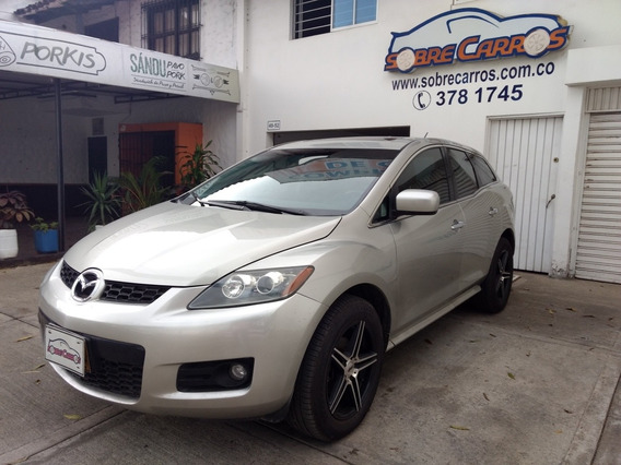 Mazda Cx-7 2.300 Turbo 4x4