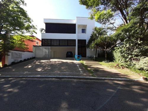 Imagem 1 de 30 de Casa Com 4 Dormitórios À Venda, 655 M² Por R$ 6.500.000,00 - Alphaville - Barueri/sp - Ca1038