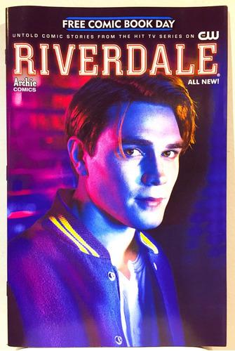 Riverdale  Free Comic Day  Oficial De Coleccion