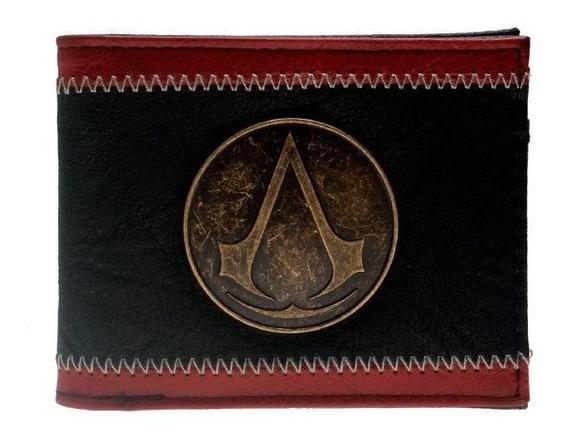 Assassins Creed Cartera Billetera Monedero