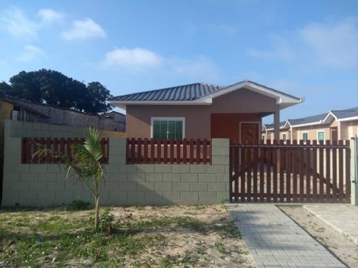 Venda Casa De Alvenaria Pontal Do Paraná Brasil - 2664r