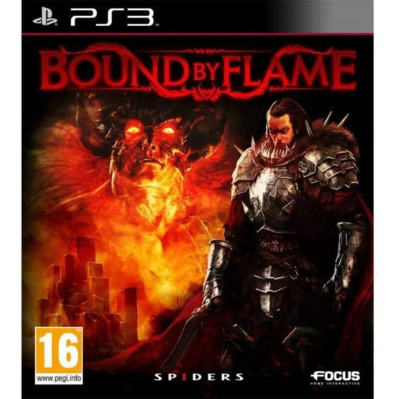 Bound By Flame | Ps3 / Playstation 3 M. Fisica