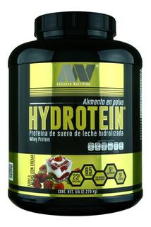 Proteina Advance Nutrition Hydrotein 5 Lb (2.270 Kg) Proteina De Suero De Leche Hidrolizada