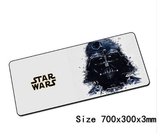 Mousepad Gamer Star Wars 70x30 - Darth Vader - Star Wars