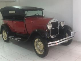 Ford A Phaeton Pé De Bode 1928