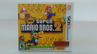 Videojuego Nuevo Super Mario Bros 2 Nintendo 3ds Game79