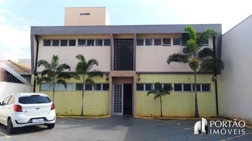 Sala Comercial Para Locação - Vila Santo Antonio, Bauru-sp - 5268