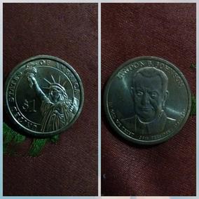 Estados Unidos - Moeda 1 Dólar Americano - Presidentes 6