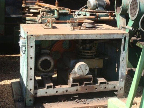 Maquina De Virar Tubos 20,4 A 31,75 Mm Ou 1 - 1065