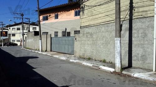 Imagem 1 de 7 de Galpão Em Chácaras Marco  -  Barueri - 27965