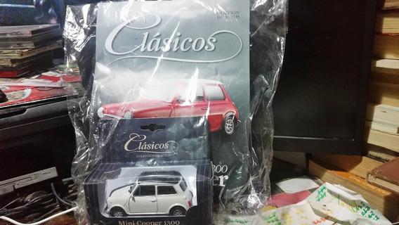 Coleccion De Autos Clasicos Numero 12 Mini Cooper 1300