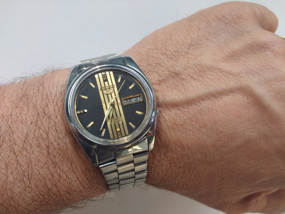 Relógio Seiko Automático Antigo Raro Perfeito