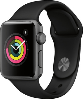 Apple Watch S3 Series 3 38mm Gps + Nota Fiscal