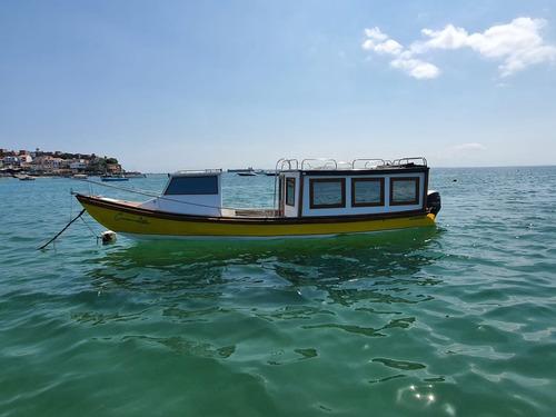 Canoa De Fibra Customizada