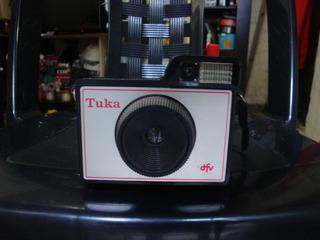 Camera Antiga Tuka Dfv
