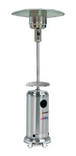Calefactor Exterior Chino Hongo Estufa Acero C/mesa Apoyo Lusqtoff