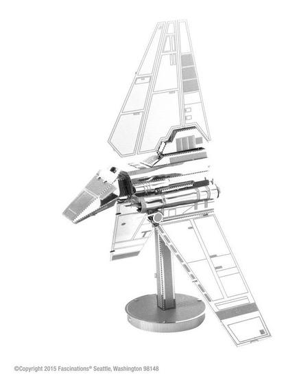 Mini Réplica De Montar Star Wars Imperial Shuttle