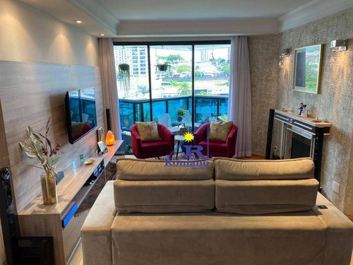 Apartamento Com 3 Dormitórios À Venda, 105 M² Por R$ 1.007.000,00 - Anália Franco - São Paulo/sp - Ap4171