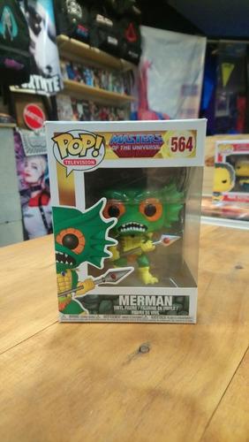 Funko Pop He-man Merman - Original